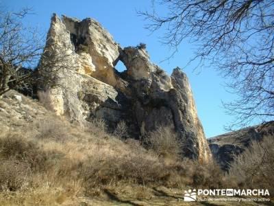 Cañón del Río Dulce y Sigüenza; rutas y senderismo madrid; excursiones montaña madrid